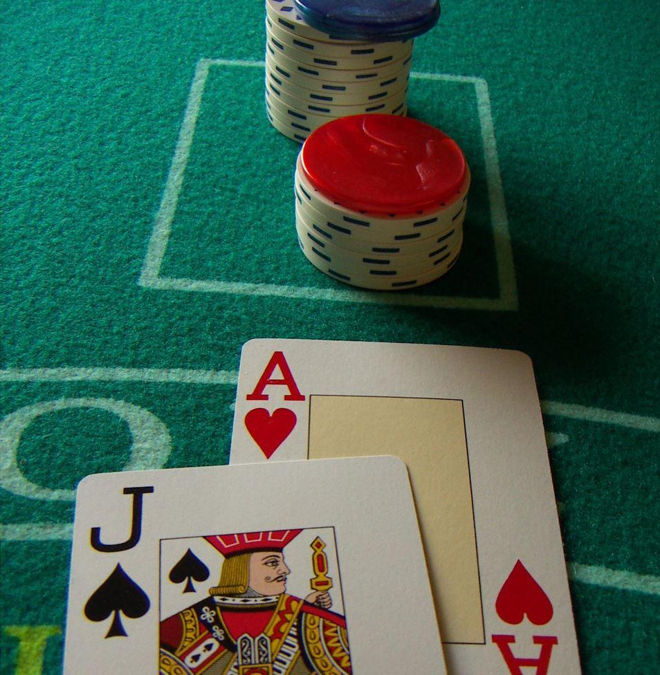 Jouer au blackjack moderne
